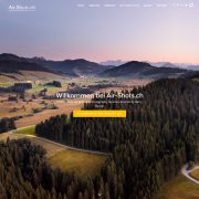 Air-Shots - Swiss Professional Aerial Photography Services is live