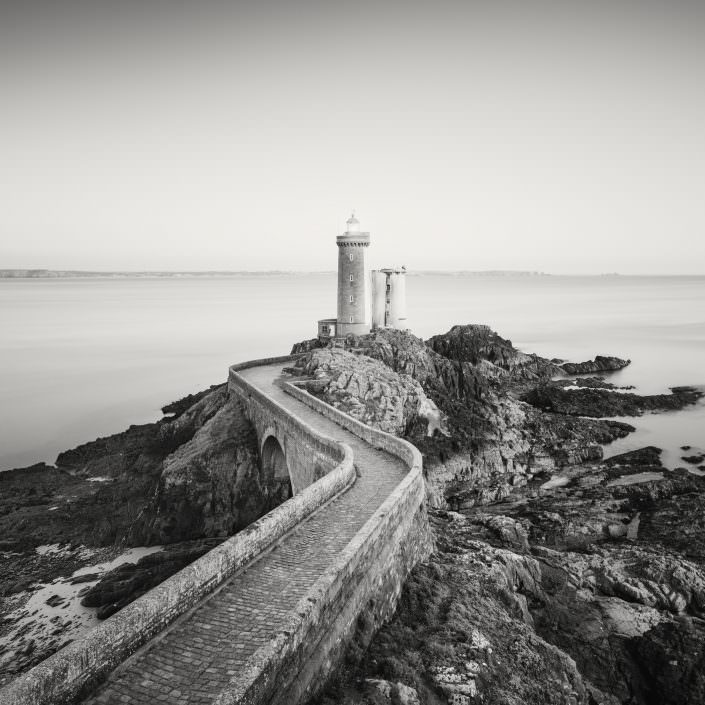 Frankreich, Bretagne, Küste, Leuchtturm, Petit Minou