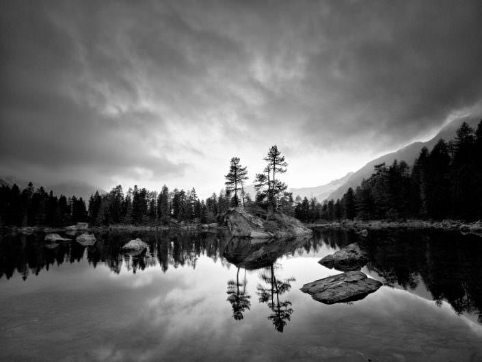 Schweiz, Engadin, Puschlav, Val di Campo, Lagh da Saoseo © by Gerry Pacher