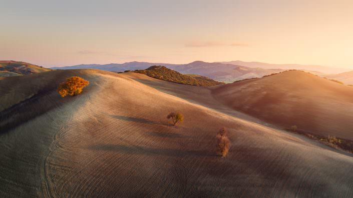 Italy, Basilicata, Landschaft, Sonnenuntergang, Sunset,