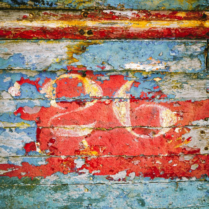 Fine-Art, Color, Rot / Blau unlimted Edition