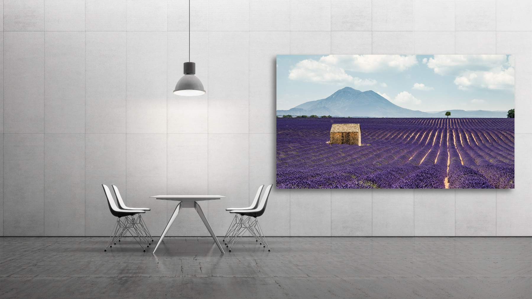 France - Provence - Valensole - Lavender Wave © by Gerry Pacher