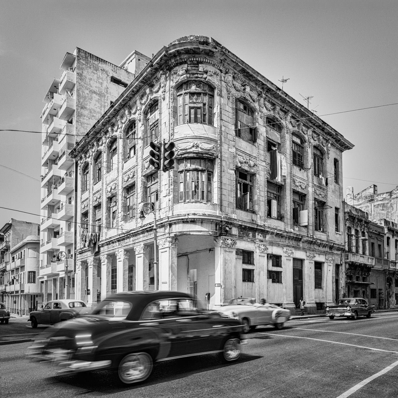 Cuba - Havanna - Kreuzung im Centro Habana Copyright © by Gerry Pacher