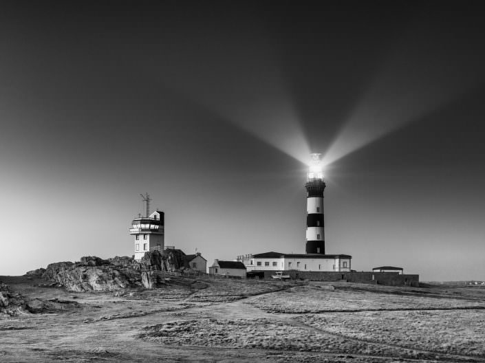 Frankreich, Leuchtturm Creac'h, Bretagne