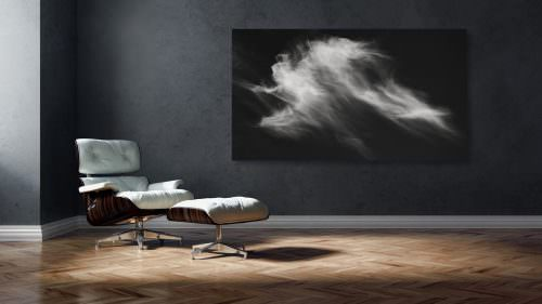 Fine Art Print: Cloud Sprinter © by Gerry Pacher