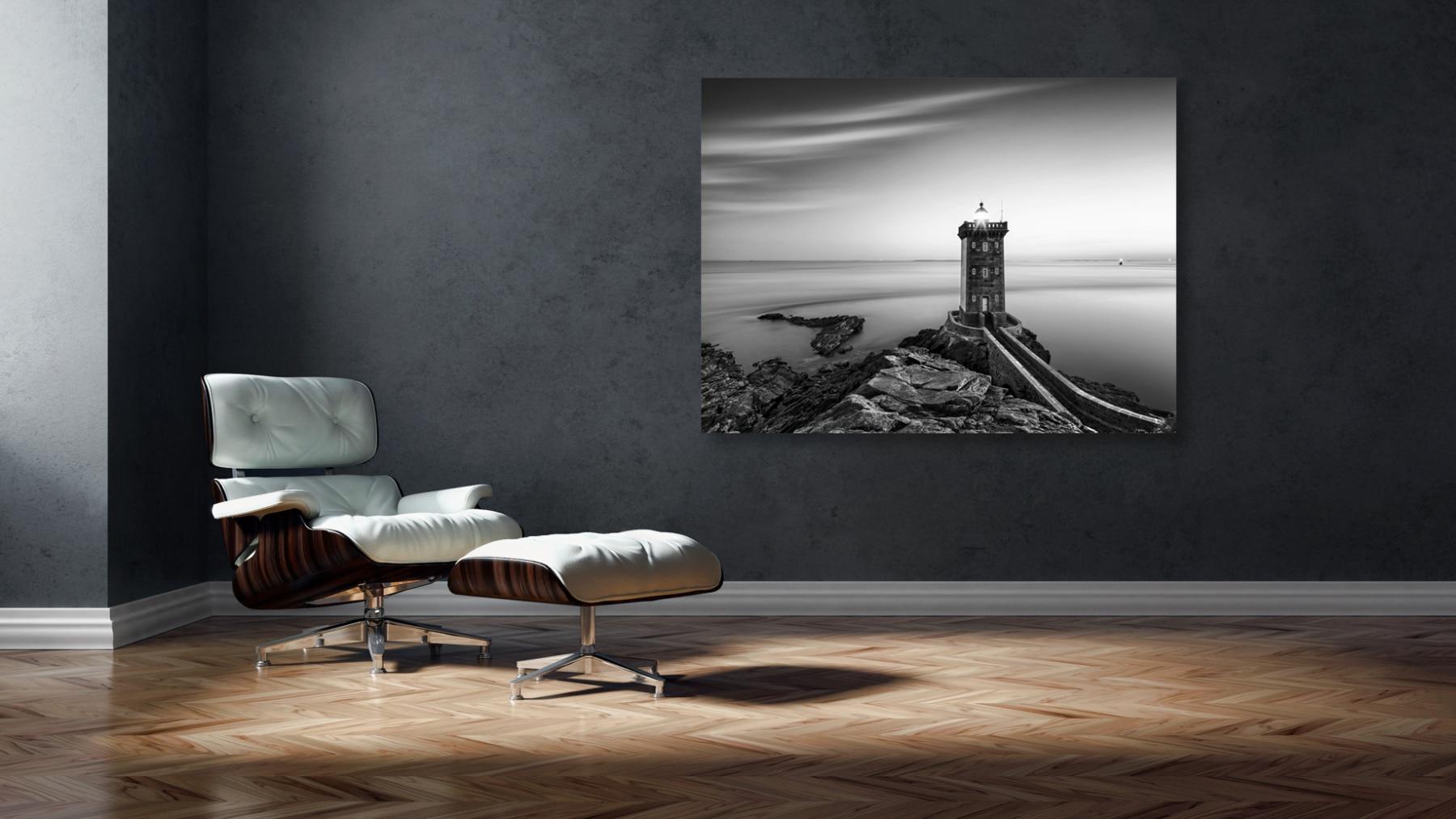 France, Brittany, Lighthouse, Le Conquet, Phare de Kermorvan