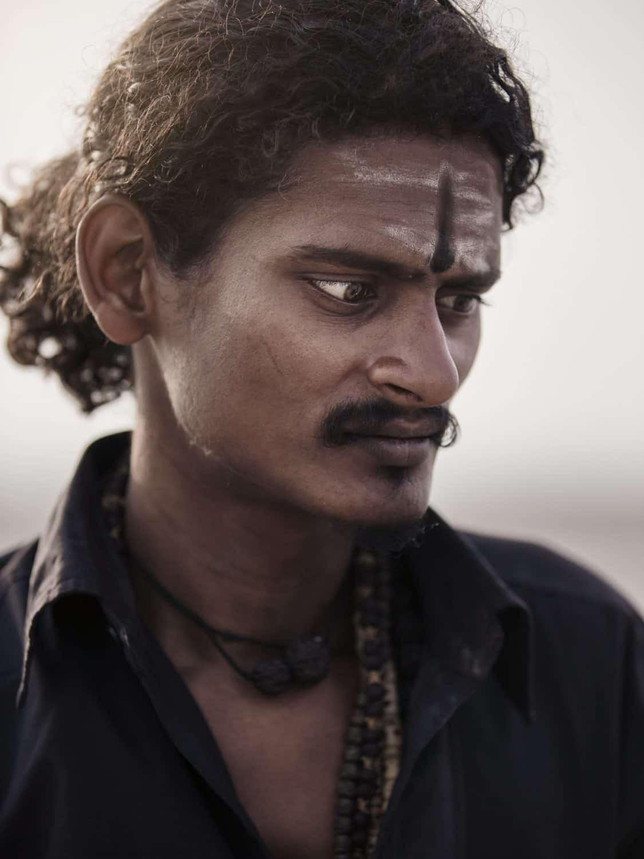 India, Varansi, Pandi - a devotee of his Aghori and finally of L