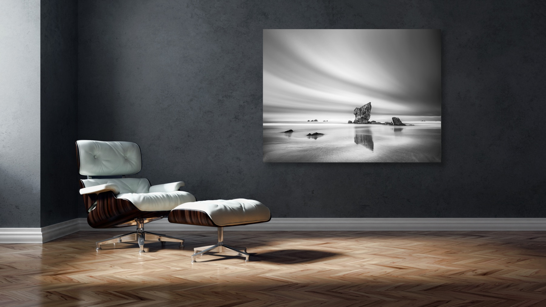 Spain, Asturias Black and White Study I © by Gerry Pacher