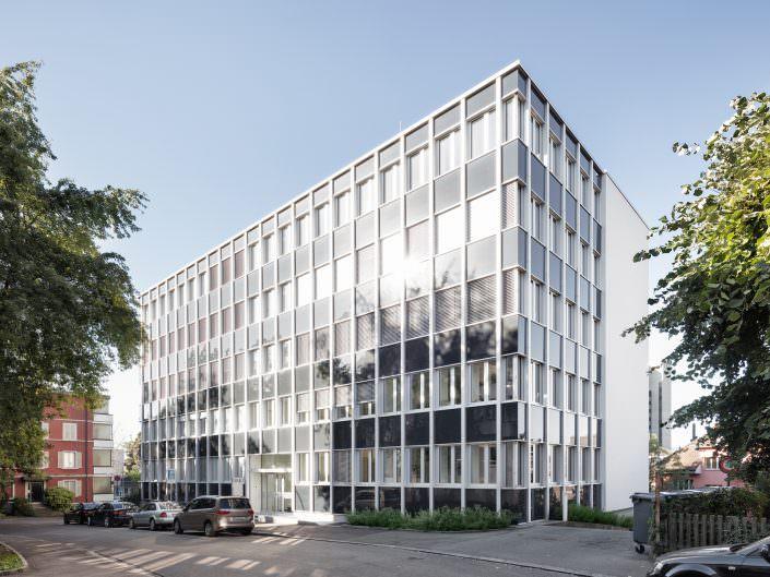 Architekturaufnahme BVK, Hauptsitz, Obstgartenstrasse © by Gerry Pacher