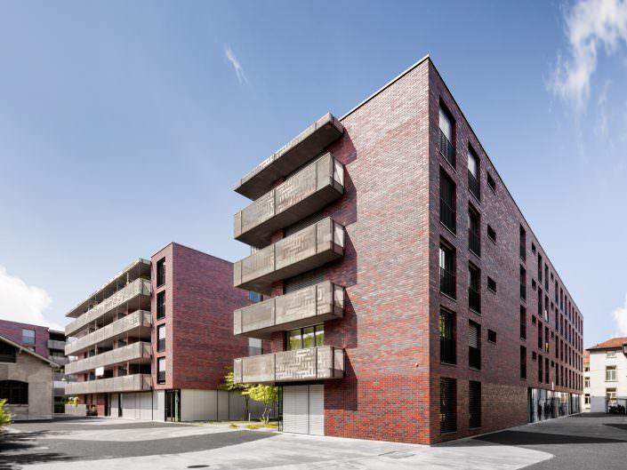 Immobilienaufnahmen BVK, Winterthur, Sidiareal © by Gerry Pacher