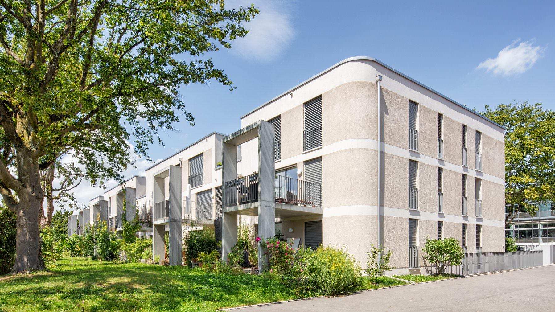 Immobilien Dokumentation BVK Winterthur Wiesenstrasse © by Gerry