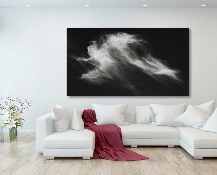 Fine Art Print: Black and White / Schwarz und Weiss Fine Art von Air-Shots