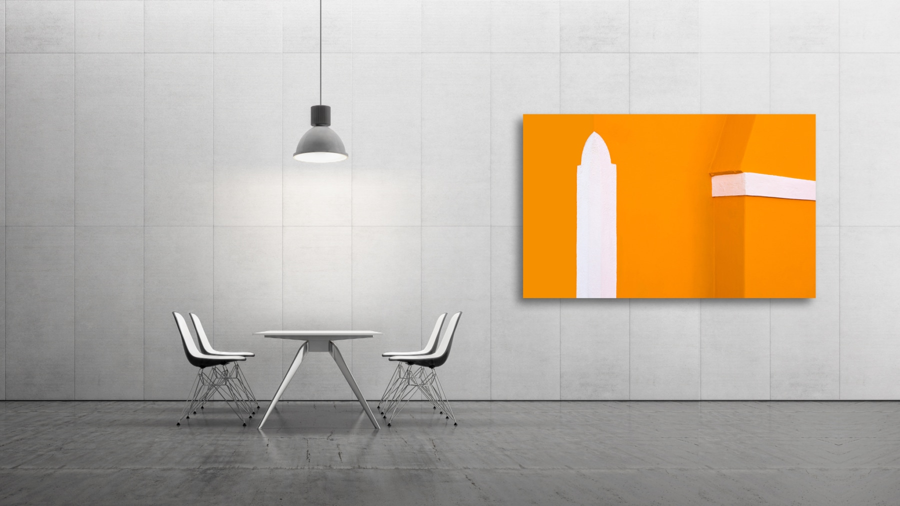 Orange - Fine Art, Color, Farbe, Italy, Venedig, Burano, Gerry Pacher