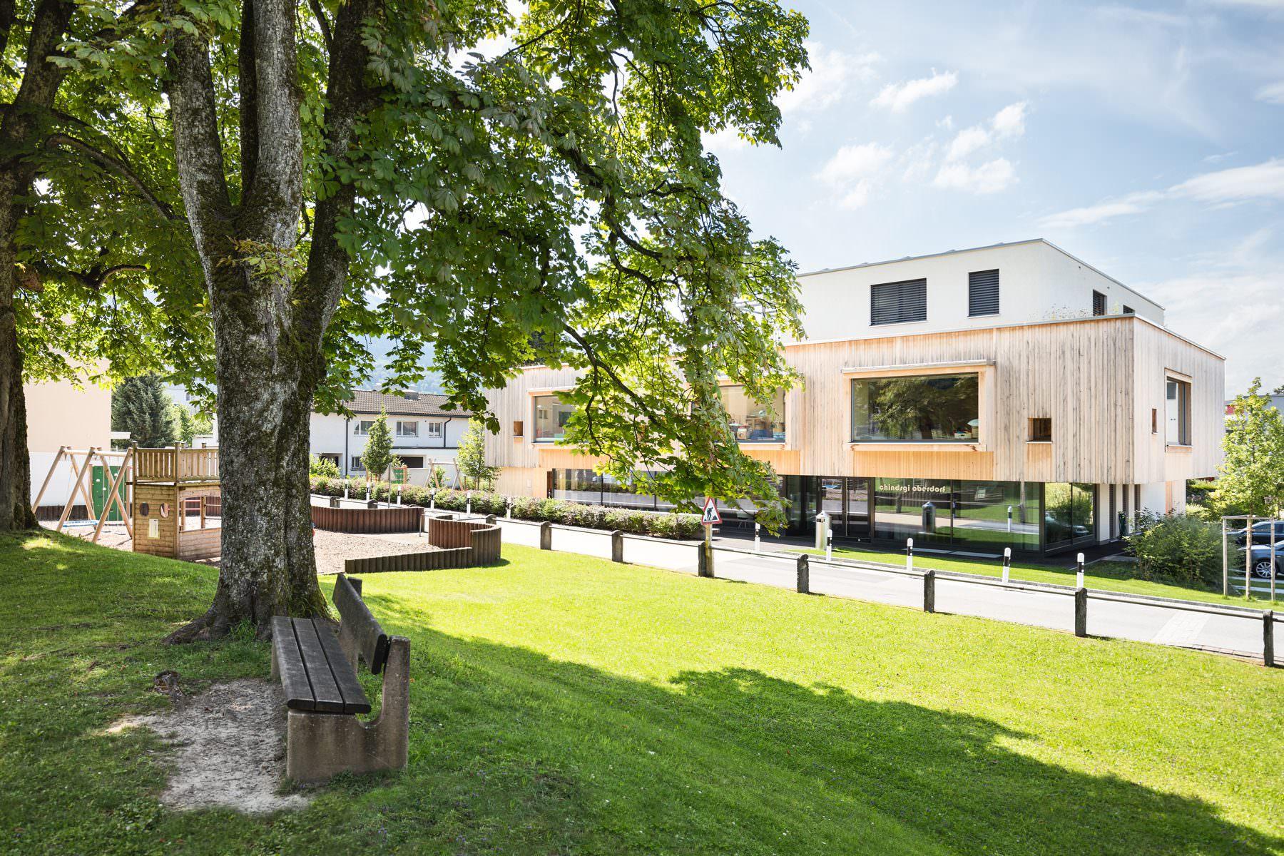 Schwyz, Lachen, Kindergarten Oberdorf