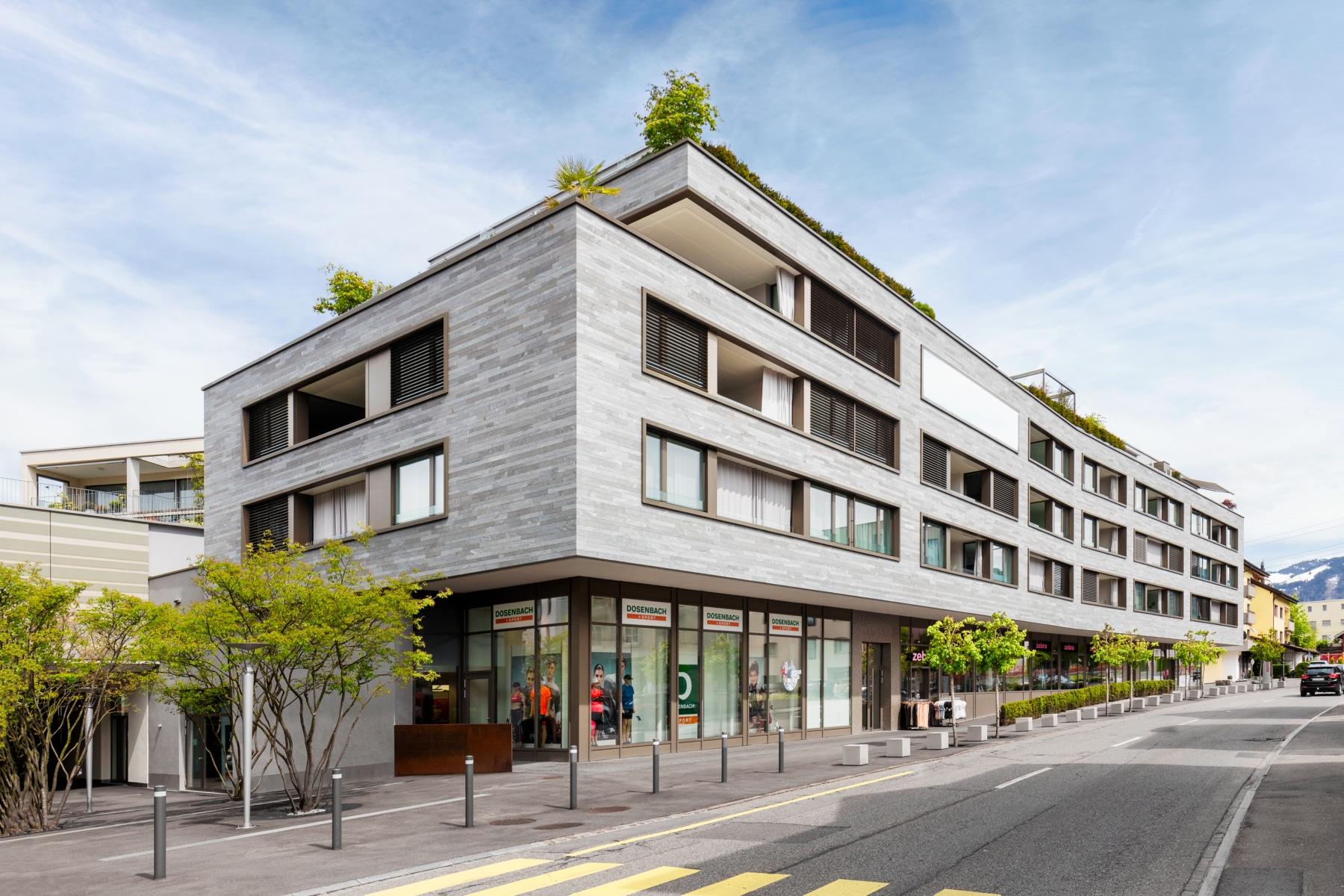 Immobilienfotografie für Mächler GU Referenzenliste / Obersee Living Lachen © by Gerry Pacher