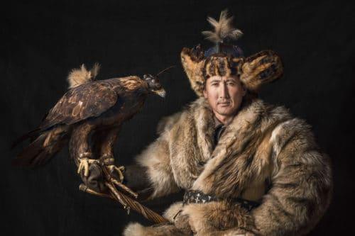 Kazakh - Mongolian - Eagle Hunter - Boete