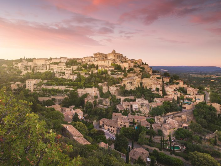 France - Provence - Luberon - Gordes - famous old City © by Gerry Pacher