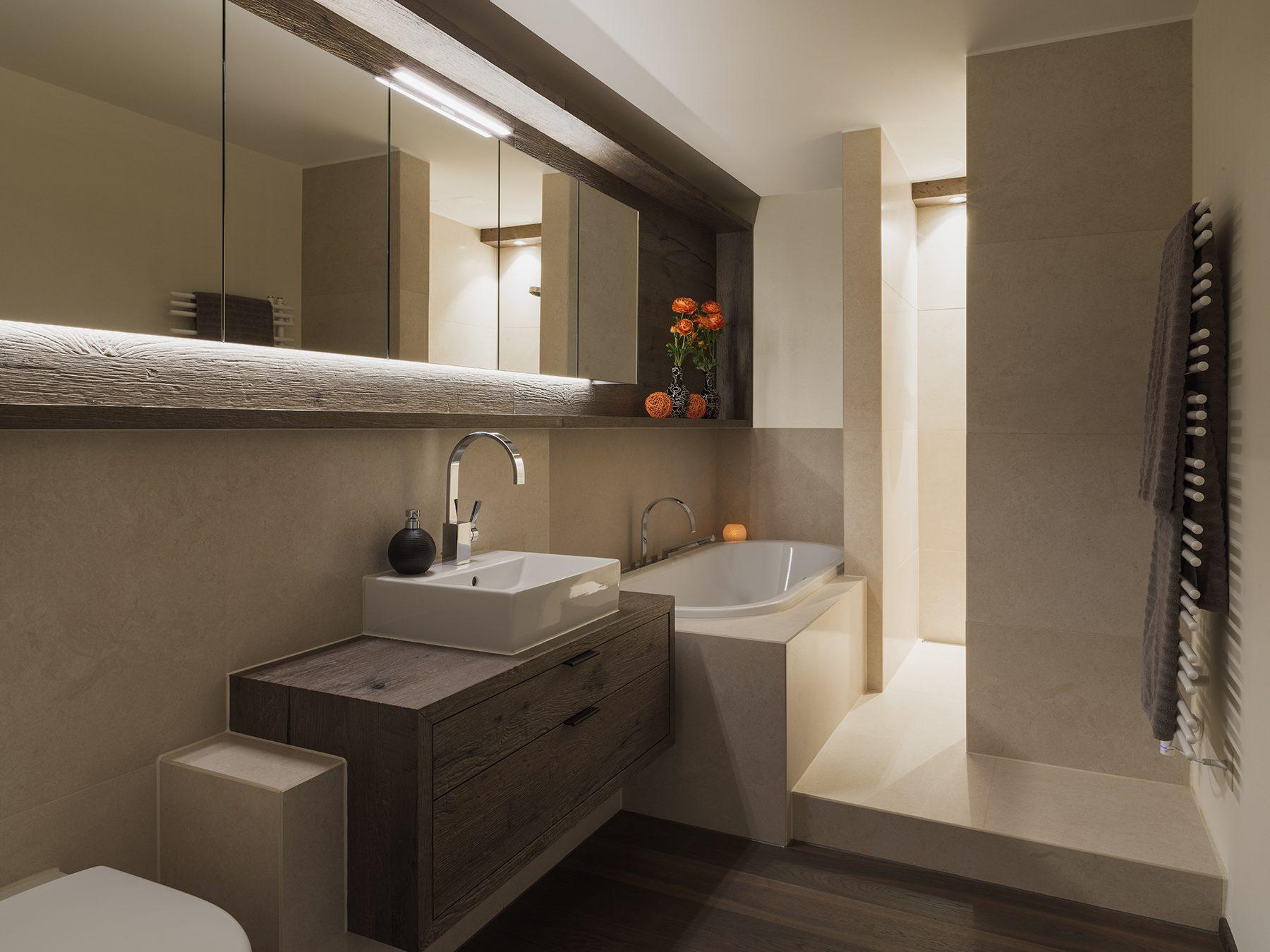 High-End Badezimmer / Interiorfotografie
