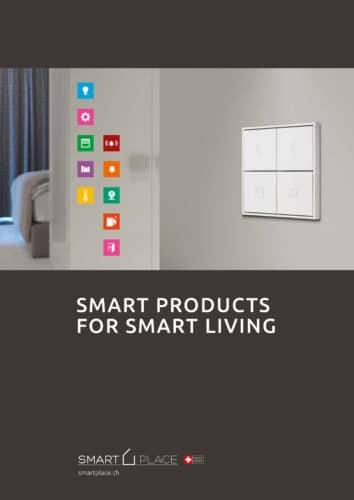 Produktkatalog smart PLACE AG mit Bildern von Gerry Pacher Photography