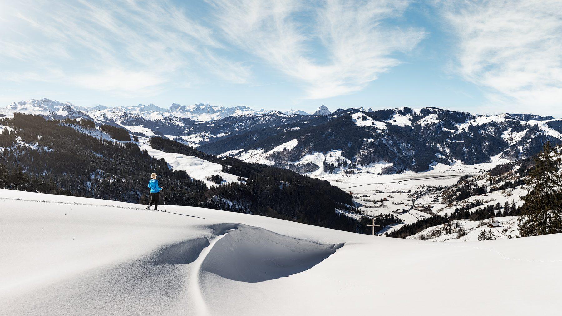 Winter in Euthal - Schneeschuhtour / Einsiedeln / Schwyz
