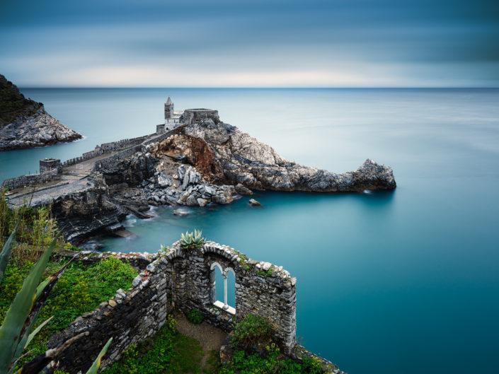 Castle Doria - Portovenere - La Spezia - Liguria - Italy