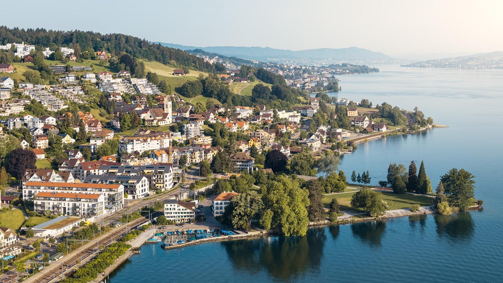 Horn von Richterswil - Zürichsee