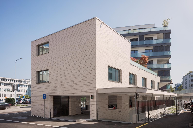 Fröhlich Architektur: Referenzobjekt Churerstrasse 44 / Pfäffikon / Schwyz