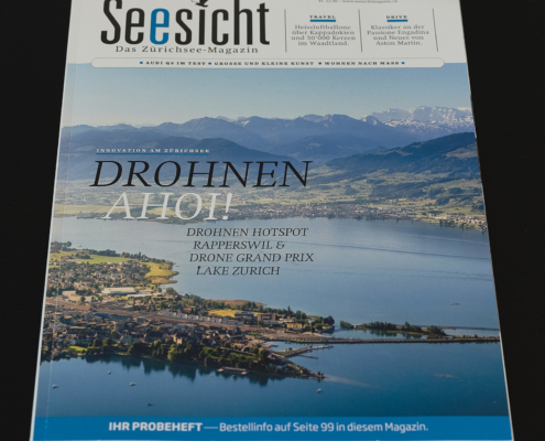 Seesicht Nr. 3/2018 mit Cover von Gerry Pacher Photography