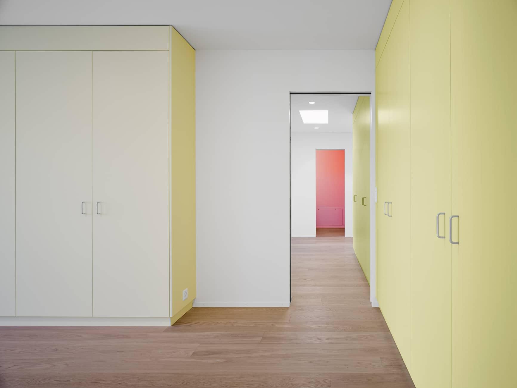 Architekturaufnahme Langackerhof Eigentumswohunungen