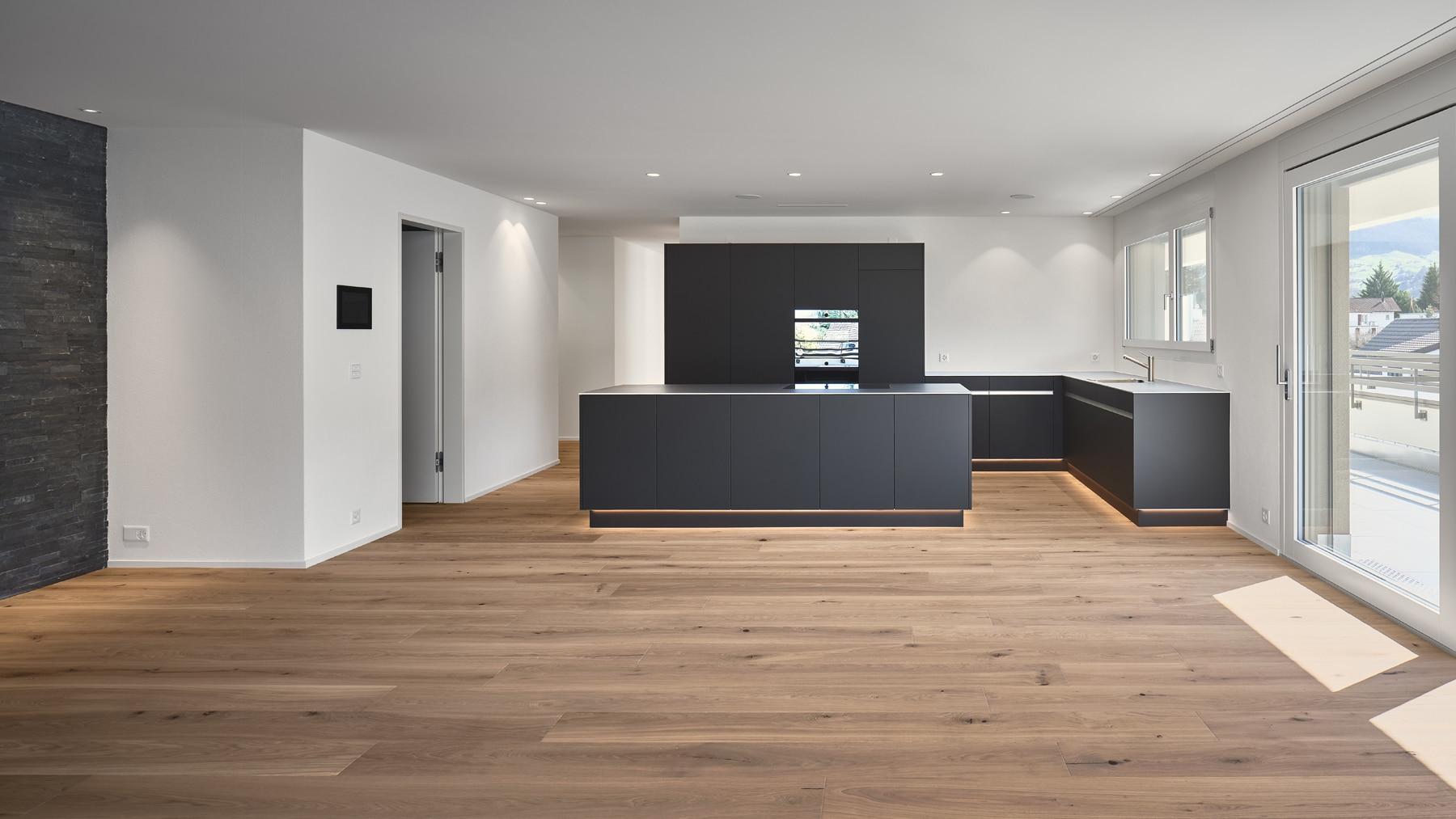 Architekturfotografie - Lachen/SZ - Langackerhof / Mächler Generalunternehmung AG