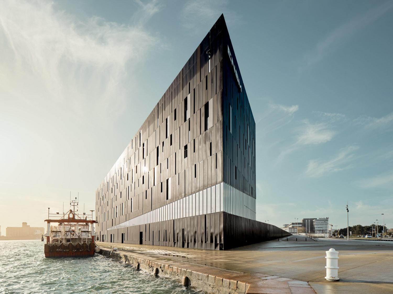 École Nationale Supérieure Maritime (ENSM) in Le Havre / Frankreich - Architekturbüro AIA