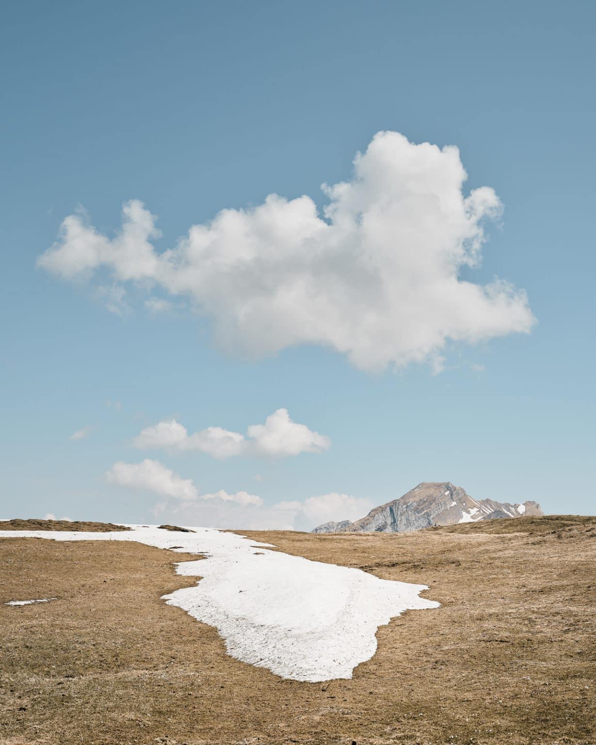 Triptychon - der Winter geht auf Reisen - der Frühling kommt!
